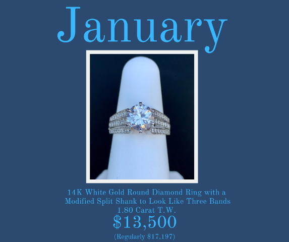 January Diamond of the Month